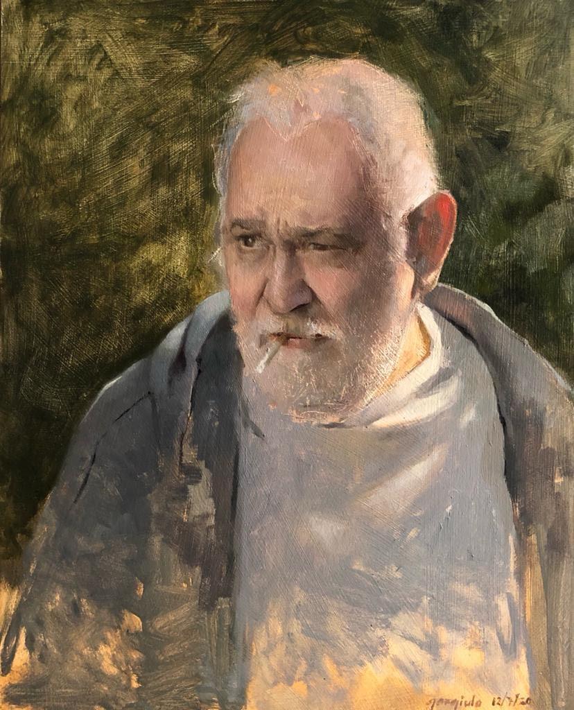 Retrato Rafael /*NO DISPONIBLE*