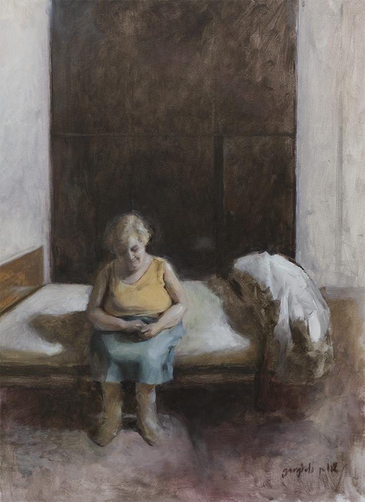 Retrato de Rosa Fiorentino